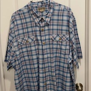 Duluth Trading men's 3XL casual shirt